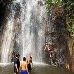 Climbing the Falls