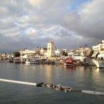 Ierapetra's picturesque lilltle port