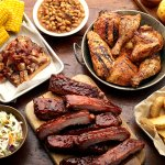 All American BBQ Feast Deconstructed