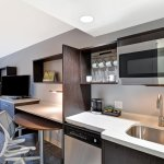 King Bed Suite Kitchenette