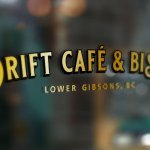 Drift Cafe Window