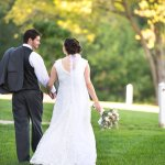 Congratulations Mr. & Mrs. Tierney.
