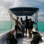 Private diving? Sharky's Crew!