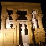 Photo de Sound and Light Show - Philae