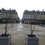Parlamento de Bretaña, Rennes, Francia.