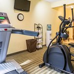 No need to miss a day of your workout while staying at Comfort Inn Staunton