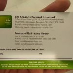 The Seasons Bangkok Huamark Foto