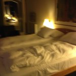 Bed - very comfortable, great sleep & the covers hug you like a warm cloud