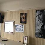 Matt Damon and Ben Affleck room. Furniture needs updating . Room is spacious and cosy x