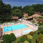 Domaine de Gavaudun piscine, bar, jeux et activités