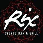 Rix Sports Bar & Grill logo