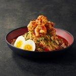 Crispy Shrimp Noodle Bowl