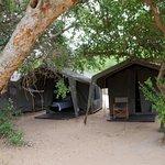 Campsite at Kruger