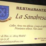 Foto de La Sanabresa