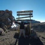 Conquistando el Kilimanjaro!