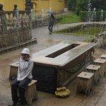 trick fountain