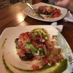 Delicious Arepas: Lulata, Lulata fina, Arepa de Ceviche