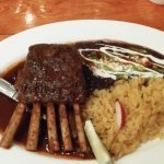 Lamb Birria (rack of lamb)
