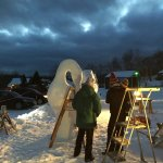 NH Snow Sculpting Event Last Weekend of January!