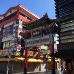 Photo of Yokohama Chinatown