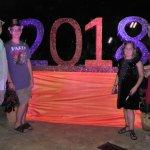 celebrating New Years 2018