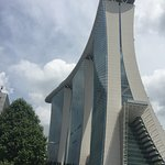 Foto van Marina Bay Sands