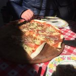 Maravillosa pizza 🍕