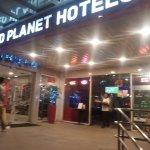 Red Planet Manila Makati Bild