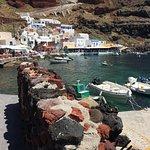 Amoudi Bay and village