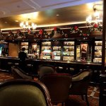 GALLERY BAR in Sule Shangri-La Hotel, Yangon, with smoking and non-smoking section, good service