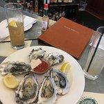 Oysters!!! Yummy....