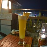 My pineapple juice