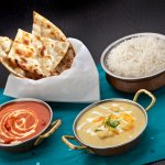 Naan, Steamed Rice, Chicken Korma, Chicken Tikka Makhni...few of our mouthwatering dishes!