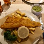 Photo of Posh Fish and Chips @ The Beehive
