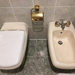 toilets - super clean