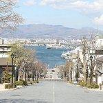 函館 八幡坂の写真