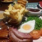 My Porky Platter