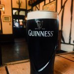 The perfect pint of Guinness...