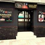 Quầy bar karaoke