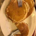 fat American pancakes