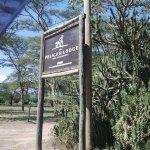 Welcoming note from the Nairobi-Nakuru highway