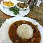 True Cajun comfort food - delicious!
