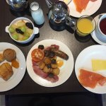 This is an example of the breakfast YOU could be having