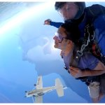 Skydiving in Capetown...