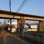 Goshin Railway Remains