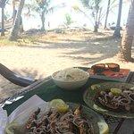 Foto de Palm Heaven Marari Homely Food