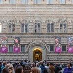 Esterno di Palazzo Strozzi