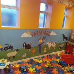Play Room at the Plough Hotel