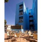 Parrots Sitges Hotel Foto