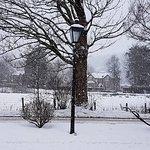 Winter in Kilmahog
